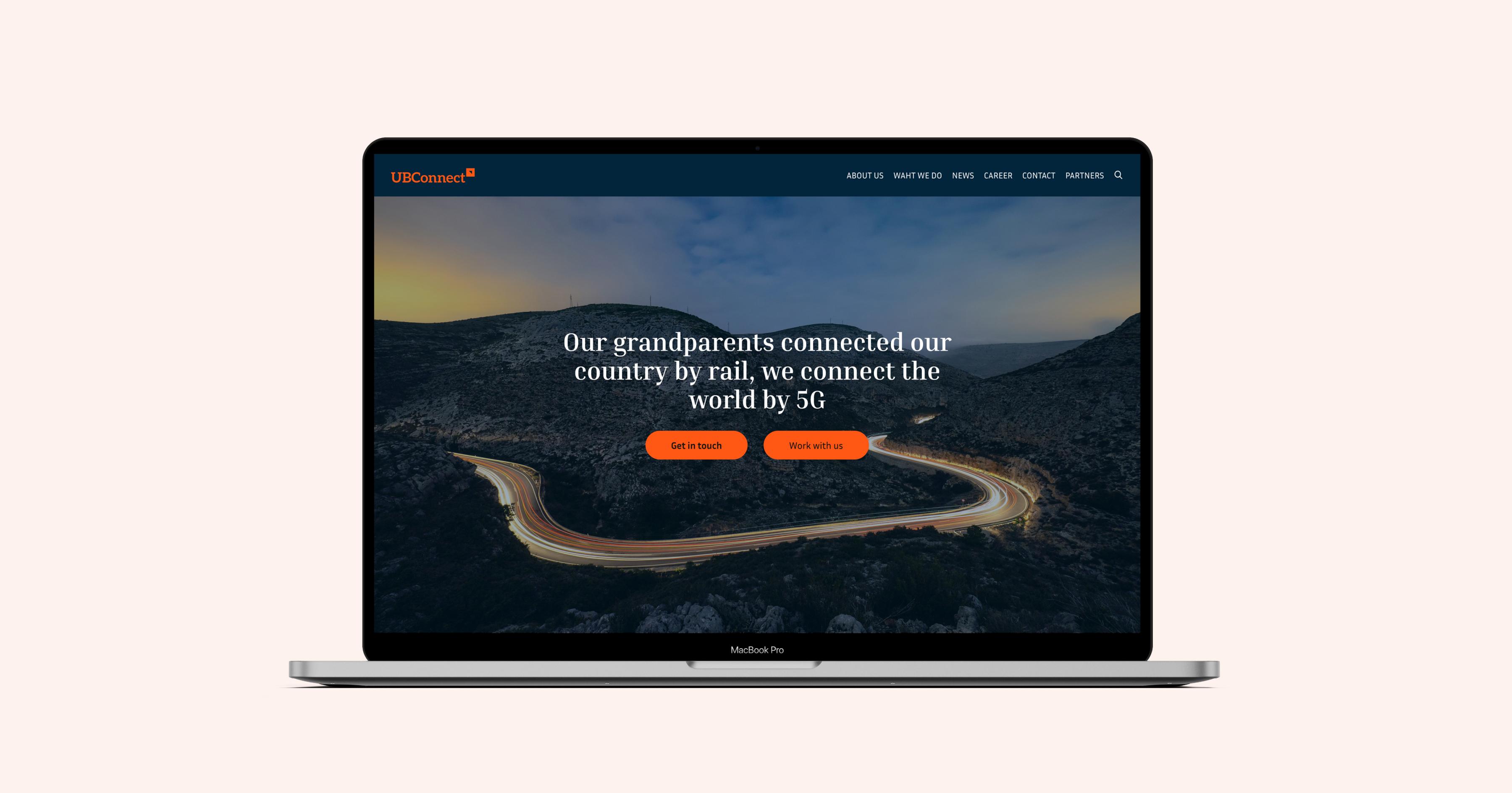Ny identitet og HubSpot-nettside